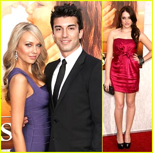 Melissa Ordway & Justin Baldoni: The Last Song Sweeties