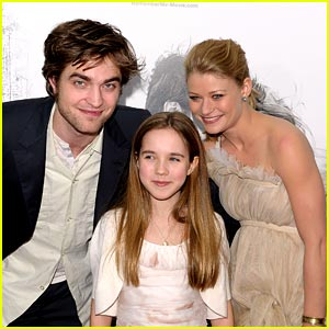 Robert Pattinson Premieres Remember Me in NYC