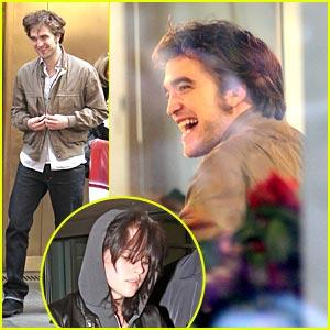 Robert Pattinson Takes On The Today Show