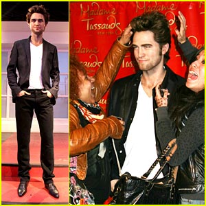 Robert Pattinson Waxes and Wanes