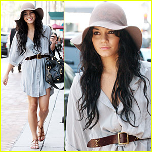 Vanessa Hudgens is Beverly Hills Breathtaking