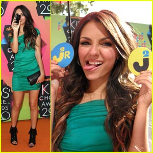 Victoria Justice: Did You Watch My Show?