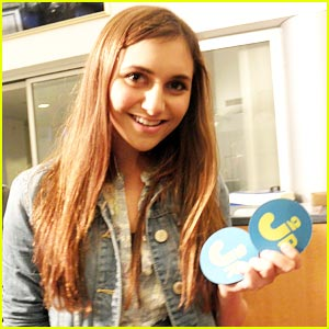 Alyson Stoner is Flying Forward