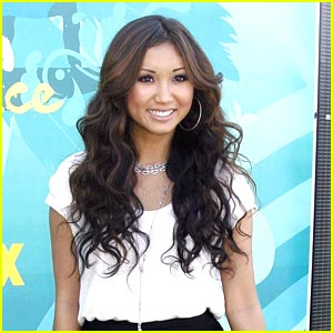 Brenda Song Takes You Behind The Waves