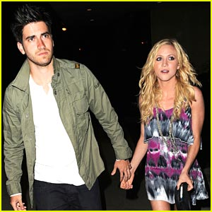 Brittany Snow & Ryan Rottman: Star Sweethearts