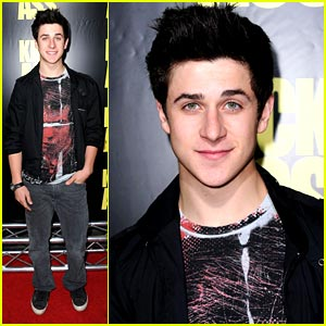 David Henrie is Kick-Ass Amazed