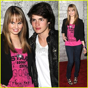 Debby Ryan & Gregg Sulkin are a Star Couple