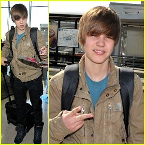 Justin Bieber: Easter Egg Roll in DC!