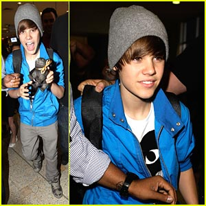 Justin Bieber: Wombat Welcome