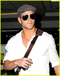 Kellan Lutz: Off to Louisiana