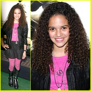 Madison Pettis is Pretty Perfect