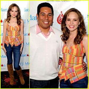 Meaghan Martin & Ernie D: Family Day Friends