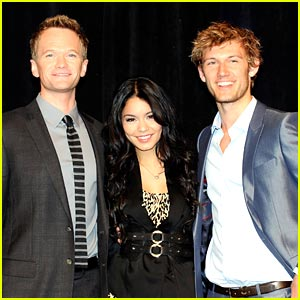 Neil Patrick Harris: Vanessa Hudgens is the Coolest Chick