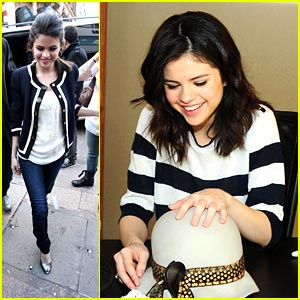 Selena Gomez: So Many Interviews, So Tired!