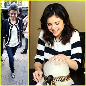 Selena Gomez: So Many Interviews, So Tired!