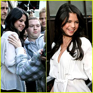 Selena Gomez is T4 Terrific
