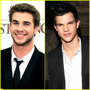 Taylor Lautner is a Soiree Stud