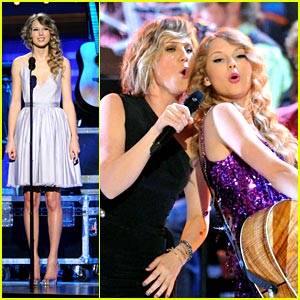 Taylor Swift Plays The Last Rodeo