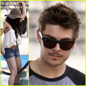 Zac Efron: Mustache Man