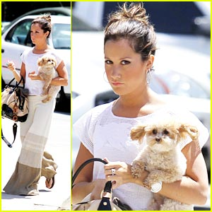 Ashley Tisdale' Last First Time