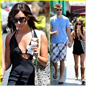 Ashley Tisdale &#038; Scott Speer: Malibu Mates