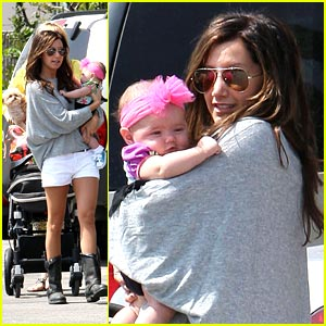 Ashley Tisdale: Meet Mikayla!
