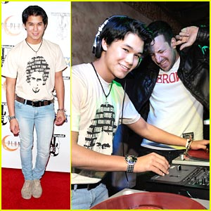 Booboo Stewart: Lost Planet 2 Launch Party!