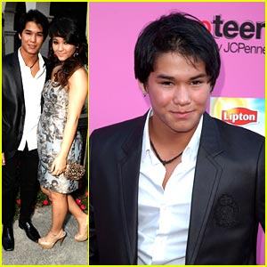 Booboo Stewart Takes the Stage for Justin Bieber