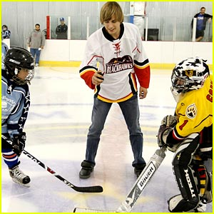 Cody Linley Faces Off Against Cancer