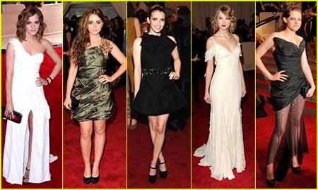 2010 Costume Institute Gala/MET Ball -- Best Dressed Poll!