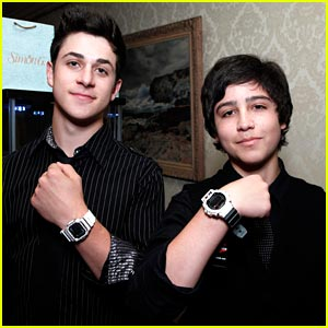 David Henrie: 2010 Young Hollywood Awards