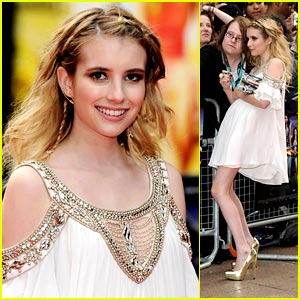 Emma Roberts is Temperley London Lovely