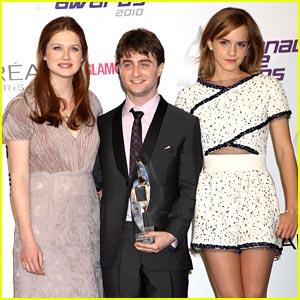 Emma Watson is Karl Lagerfeld Cute