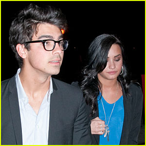 Joe Jonas: I Love Demi Lovato as a Friend