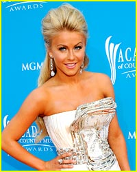 Julianne Hough is Caress Cute