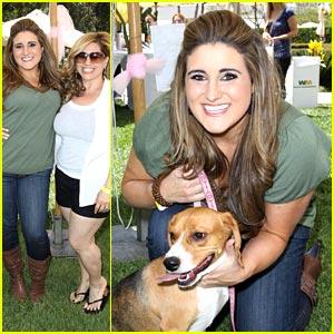 KayCee Stroh: Dog & Baby Buffet!