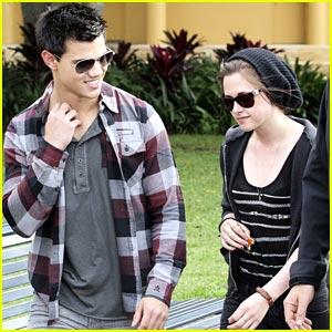 Kristen Stewart & Taylor Lautner: Good Day Sydney!