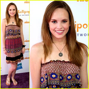 Meaghan Martin is Game Day Gorgeous