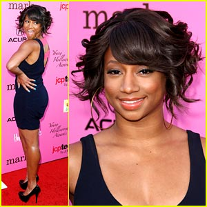 Monique Coleman is Jay Godfrey Gorgeous