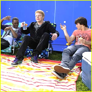 Daniel Curtis Lee & Adam Hicks: 'In The Summertime' Music Video!!!