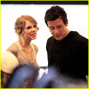 Cory Monteith on Taylor Swift: Just Friends!