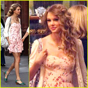 Taylor Swift: Surprise, Surprise!