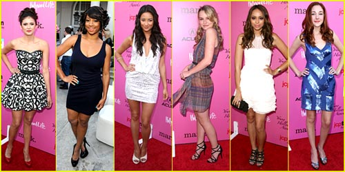 2010 Young Hollywood Awards - Best Dressed Poll!