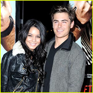 Zac Efron & Vanessa Hudgens: Greek Groupies