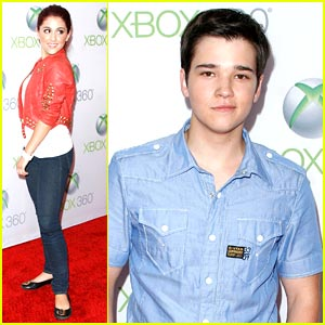 Ariana Grande &#038; Nathan Kress: Xbox Xcited