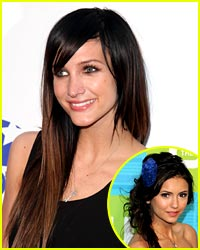 Ashlee Simpson vs. Nina Dobrev: Pick the Better Elena