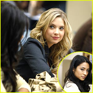 Ashley Benson & Shay Mitchell: Who Is Jenna?