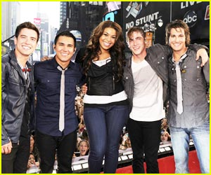 Jordin Sparks Guest Stars on Big Time Rush