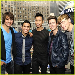 Big Time Rush: New York City Is Ours!