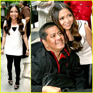 Charice: 'In This Song' on Regis &#038; Kelly!